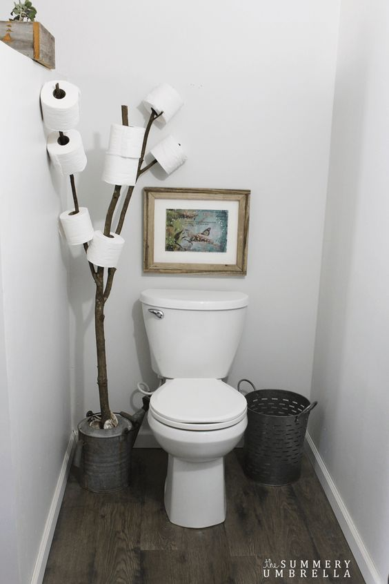 Creative toilet paper holder ideas toilet paper holders diy toilet paper holder ideas