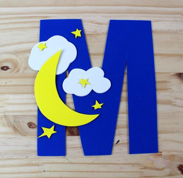 Letter M Craft With Printable Letter A Crafts Letter M Crafts Kids Crafts Letters