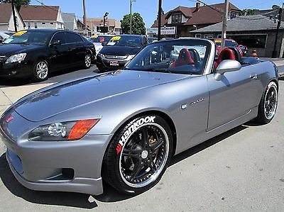 awesome 2001 Honda S2000 - For Sale