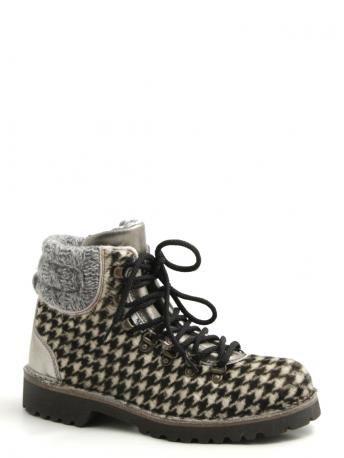 LeCrown-pedula pied de poule-lightweight boot-LeCrown shop online