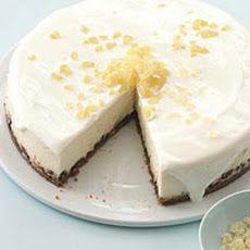 Ginger Cheesecake