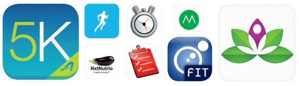 10 Awesome Health and Fitness Apps - Health News and Views - Health.com