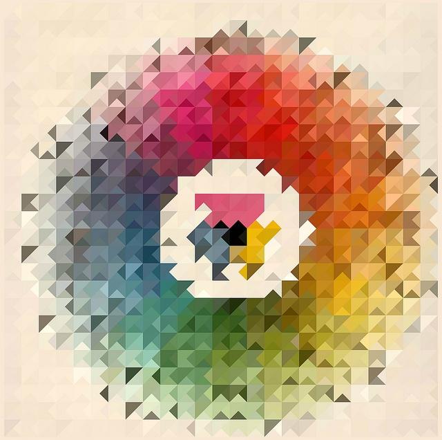 Color pattern 3