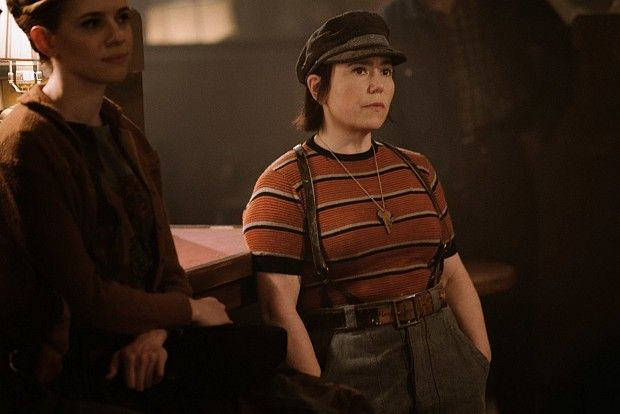 Image result for Alex Borstein, The Marvelous Mrs. Maisel