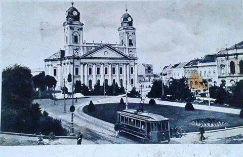 60's Kossuth Square
