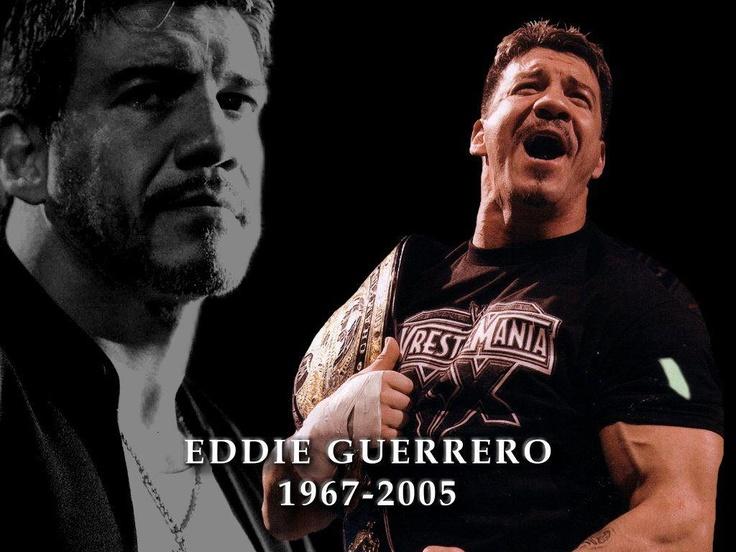 October 9th, 1967- November 13th, 2005. Happy Birthday Eddie! Viva La Raza