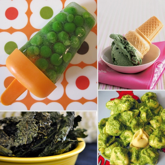 Eat Your Greens: 15 Green Veggie-Packed Recipes for kids - www.lilsugar.com