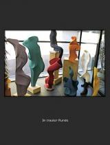 Skulpturen aus Gips vertreten von der Kunstagentur Bild & Raum    ZWISCHENRÄUME in geselliger Runde