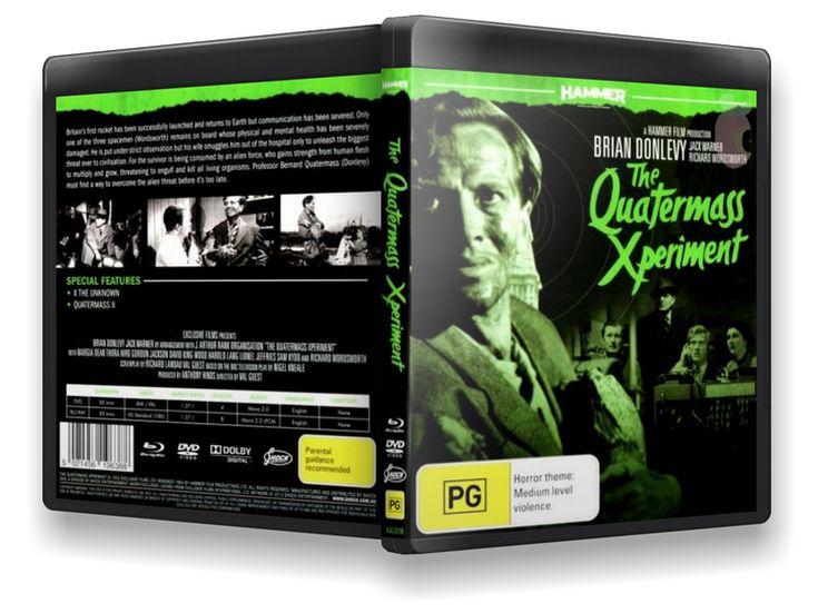 HorrorHell: A Quatermass kísérlet (The Quatermass Xperiment) [...