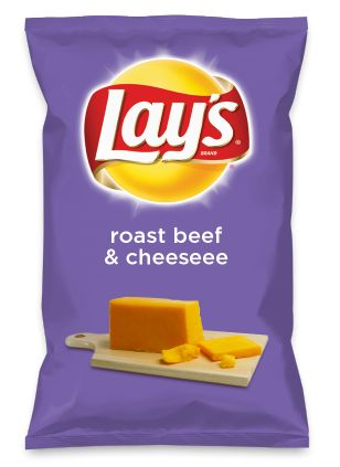 Wouldn't roast beef & cheeseee be yummy as a chip? Lay's Do Us A Flavor is back, and the search is on for the yummiest flavor idea. Create a flavor, choose a chip and you could win $1 million! https://www.dousaflavor.com See Rules.