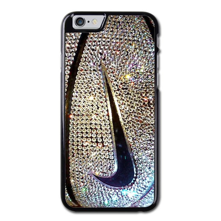 Nike Basketball Glitter Phonecase for iPhone 6/6S Case Brand new.Lightweight, weigh approximately 15g.Made from hard plastic, also available for rubber materials.The case only covers the back and corners of your phone.This case is a one-piece case that covers the back and sides of the phone. There is no front for the case.This is a non-peeling nor a non-fading print. Meaning, over time it will continue to look just as amazing as it did when you first received it.