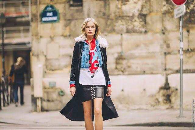 Moda invierno 2018. Abrigos y faldas de moda del otoño invierno 2018 de Kosiuko. Colección Kosiuko otoño invierno 2018.