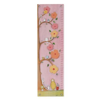 Flower Tree Growth Chart  | The Land of Nod
