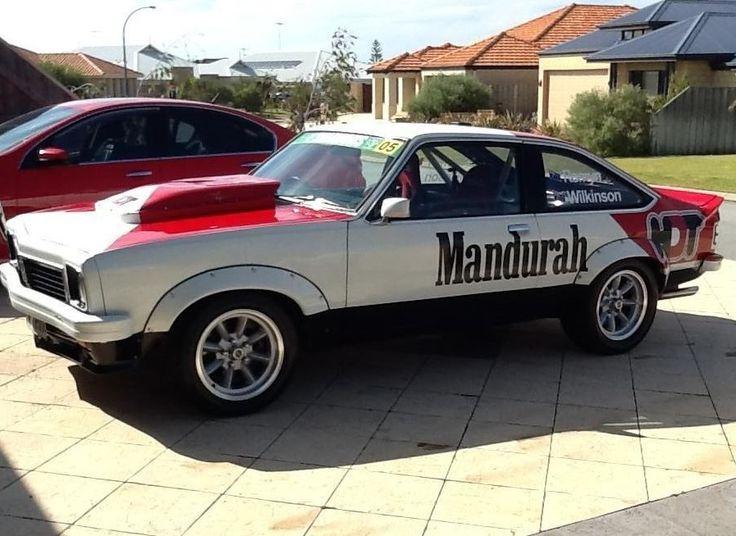 1977 Holden Torana SS A9X Front