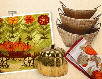 I pinned this from the Pumpkin Patch - Fall Decor, Bakeware & Outdoor Adventure Essentials event at Joss and Main!: Outdoor Adventure