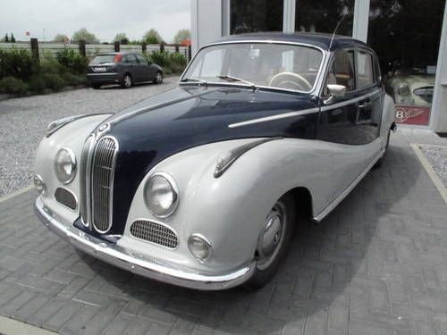 142 best BMW 502 images on Pinterest | Vintage cars, Cars and ...