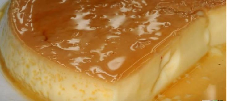 Caramel Custard