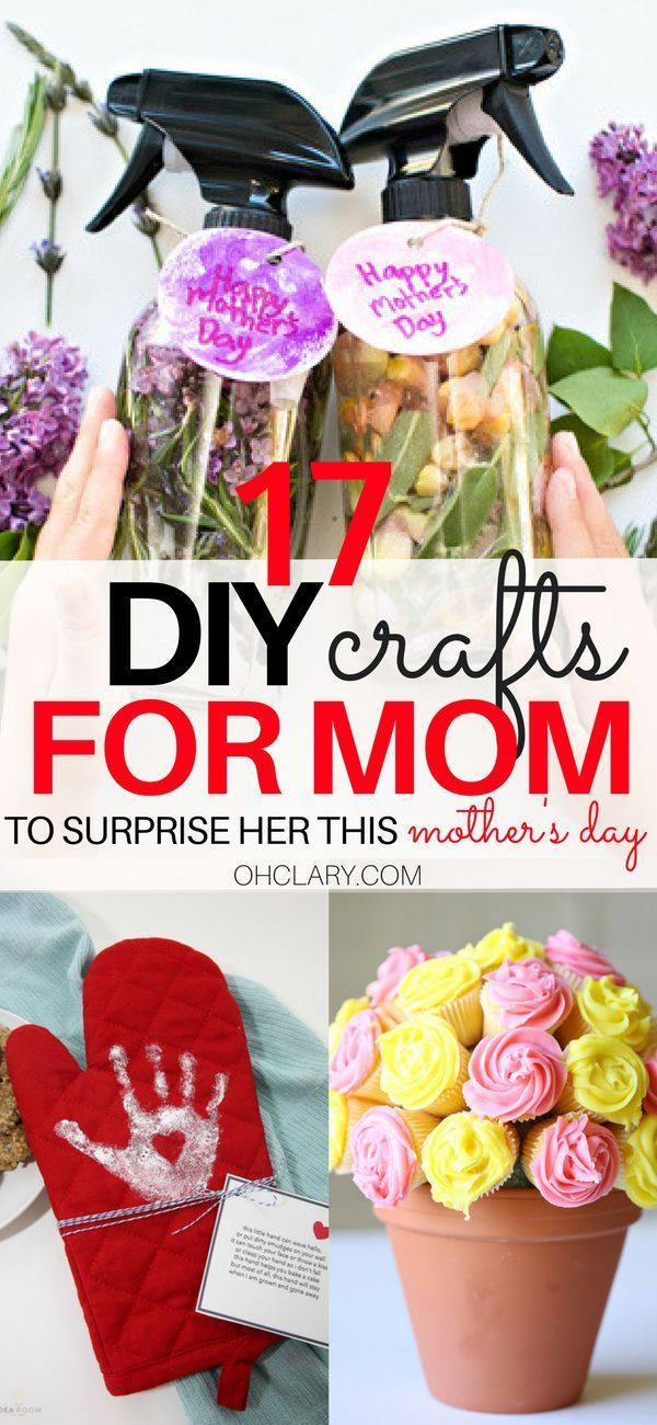 17 diy gift ideas for your mom
