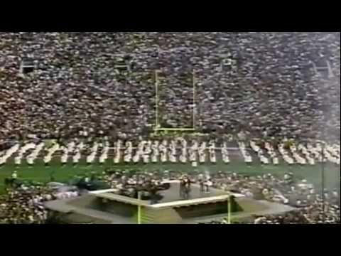 Michael Jackson Super Bowl Show 1993