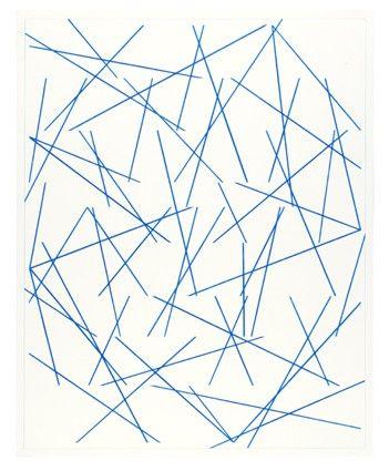 Marc Nagtzaam kleurpotlood on paper • VAN DEN BERGE • hedendaagse kunst •