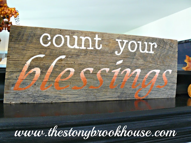 count your blessings wood art wood signs sayingsbarn