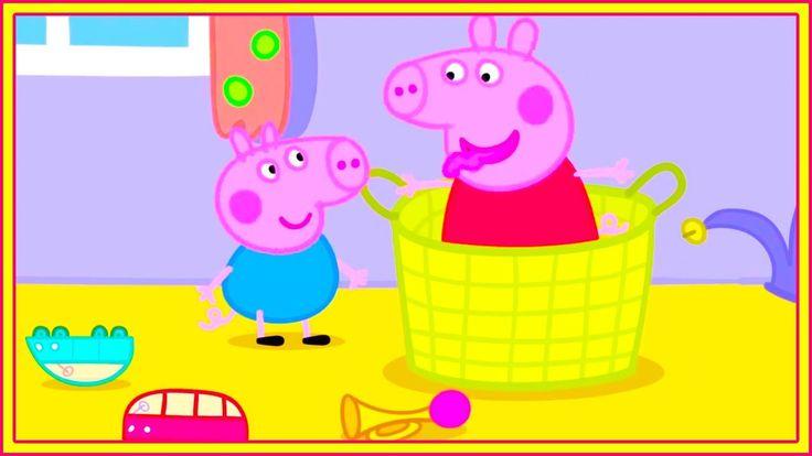 Peppa Pig en Español,Latino,[Nuevo Parte 6]- Peppa Pig una serie de anim...