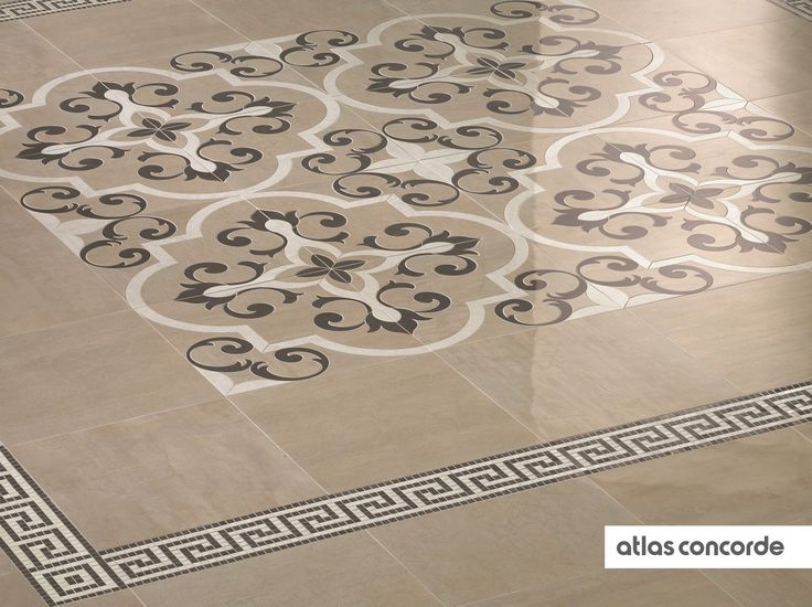 #MARK rosone   #Floor design   #AtlasConcorde   #Tiles   #Ceramic   #PorcelainTiles