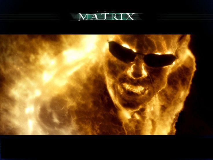 Papel de Parede Gratuito de Filmes : Matrix Revolutions - Agente Smith