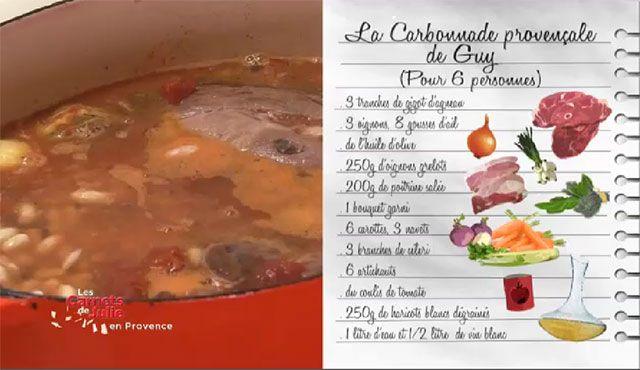France 3 cuisine recette julie andrieu - La cuisine de julie france 3 ...