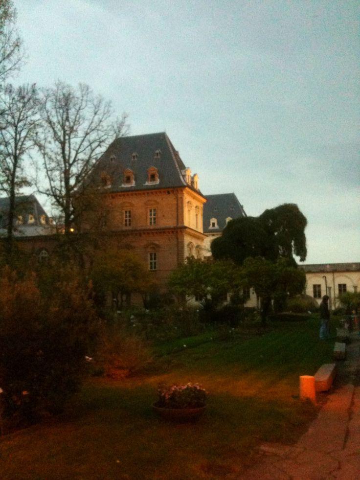 Conservatory Gardens, Castello del Valentino