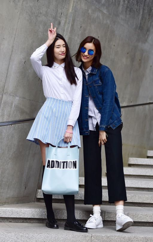 Korea Fashion Fashion Weeks And Korea On Pinterest