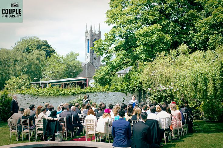 Wedding ceremony & reception at Conyngham Arms Hotel