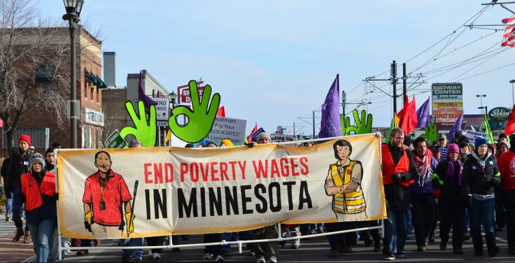 Minnesota need to raise minimum  wage