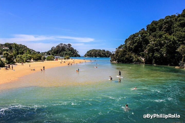 Kaiteriteri Beach in Nelson - New Zealand