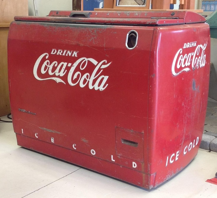 Westinghouse coca cola cooler check it out at for 1 door retro coke cooler