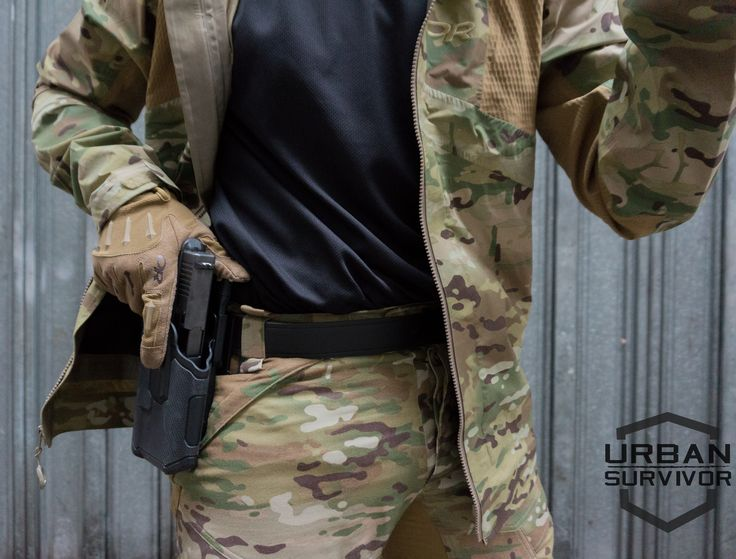 Outdoor Research Infiltrator Jacket in Multicam  Outdoor Research Muzzlebrake Pants