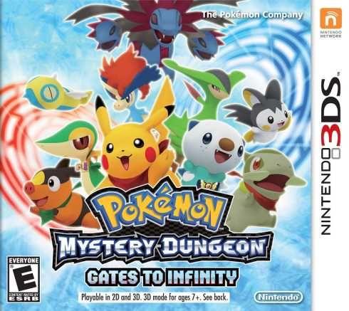 http://www.les-rpg.com/pokemon-donjon-mystere-test/ Pokemon Donjon Mystere Les Portes de l'Infini : attention à ne pas vous faire attraper
