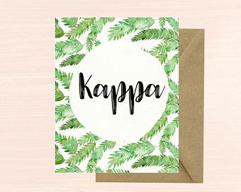 What a great greek gift for any sorority member. Kappa Kappa Gamma, Chi Omega, Gamma Phi Beta, Phi Beta Phi, Sigma Kappa, Delta Delta Delta, Alpha Delta Phi, Alpha Phi Great for a big little reveal, initiation, any event for a big sister or little sister! Heres to you heres to me big and little we'll always be, Card, Big Little Sorority, Gift, Sorority Canvas Paper, Instant Download, Greek