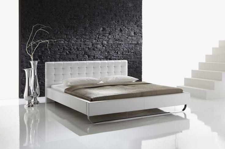 Creëer dat typische hotelgevoel bij jou thuis met een bed van de Pasadena-collectie, verkrijgbaar bij Emob.eu