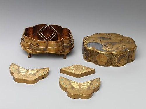 Kobako  Japan, 17th century  The Metropolitan Museum of Art