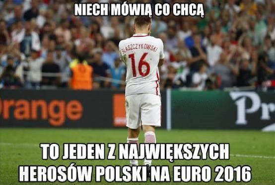 Niech mówią co chcą, to jeden z największych • Jakub Błaszczykowski jednym z największych herosów Polski na Euro 2016 • Zobacz >> #blaszczykowski #pol #polska #portugalia #euro #euro2016 #football #soccer #sports #pilkanozna #memy