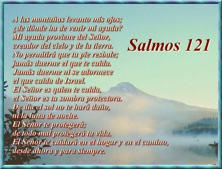 salmos 121 | Salmos 121 | Food | Pinterest