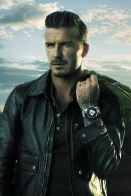 David Beckham's watches