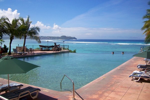 90 best the island of guam 671 images on pinterest - Hotels with saltwater swimming pools ...