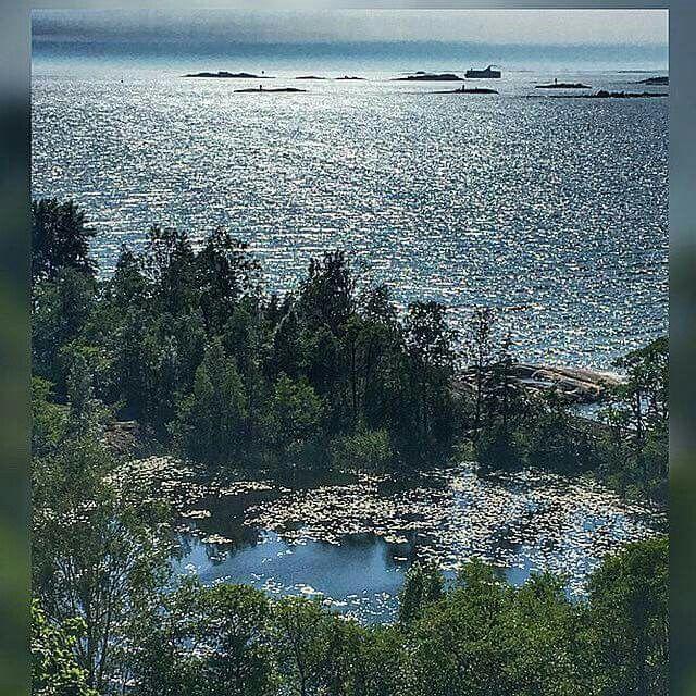 Vallisaari, Suomi