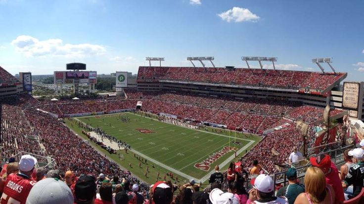 Built in 1998 for a whopping $168.5 million, Raymond James Stadium is home to the Tampa Bay Buccanee... - Flickr.com / Houston Ruck