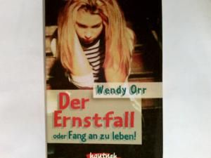 I love this edition of the German translation of Peeling the Onion...