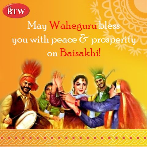 May this special day of Baisakhi hold in store- the fulfillment of all hopes and dreams that you aspire for. Have a joyous Baisakhi. #BTW  #Baishakhi #LIVE #LOVE #LAUGH #vaishaki, #khalsa #singh #khanda #sikh #hinduism #incredibleindia #gurugovindsinghji  #lakhlakhwadhaiyan #punjab #festival #newyear #punjabifood  #punjabipeople #merriment  #waheguru #blessed #joy #indianfestival #specially