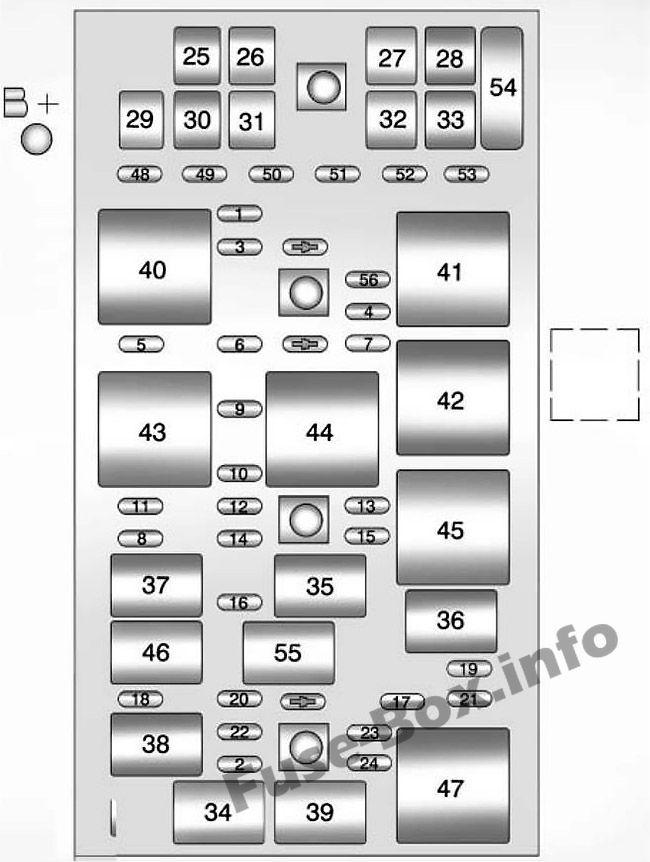 Fuse Box 2008 Corvette - 97 Ford F 150 Fuse Panel Diagram for Wiring Diagram  SchematicsWiring Diagram Schematics
