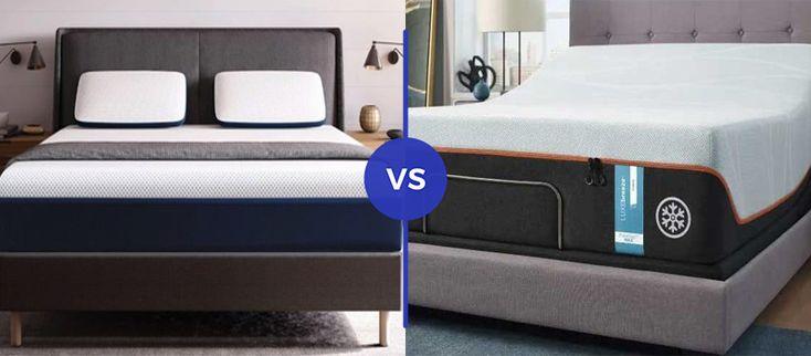 Amerisleep Vs Tempur Pedic Mattress Comparison Insidebedroom Mattress Comparison Tempurpedic Mattress Tempurpedic